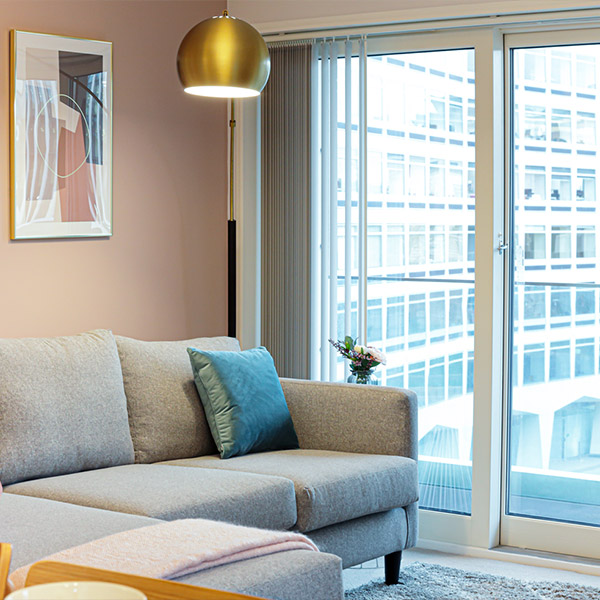 An apartment at Aston Place by Dandara Living